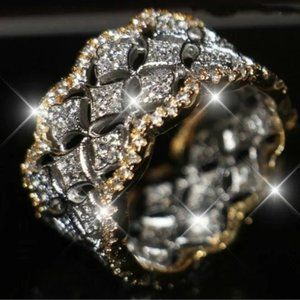 Princess Cut AAA Ring